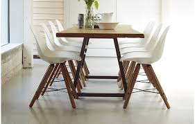 contemporary dining table and chairs modern dining room sets for 8 design inspiration image on seater