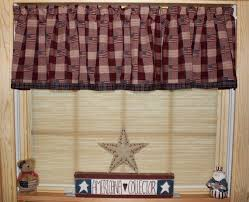 Primitive Kitchen Curtains 52 Best Kitchen Curtains Images On Pinterest Primitive Curtain