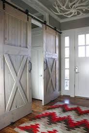 Erias Home Designs Top Of Door Sliding Barn Door Hardware by 146 Best Farmhouse Barn Doors Images On Pinterest Architecture