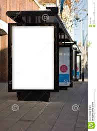 advertising template free outdoor advertising mockup template stock photo image 39407095 advertising exterior mockup outdoor template