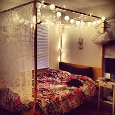 want a cheap canopy bed find a simple brown or black frame and