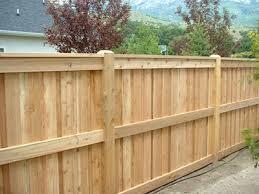 Backyard Fence Omega Landscapes Construction