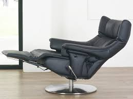 himolla opus zerostress integrated recliner leather chair 8500 36s