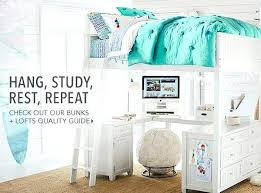 teenage loft bedswhite loft bed girls teen bedroom ideas teenage
