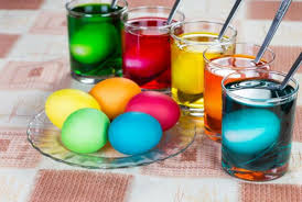 gays are lacing easter eggs with inducing food colorings