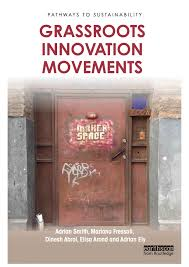new book grassroots innovation movements grassroots innovations