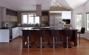 Modern Kitchen With Island Kitchen Cool Narrow Kitchen Island With Seating Kitchen Island