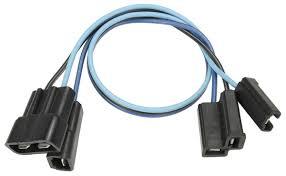 m u0026h 1966 chevelle wiper motor extension harness 2 speed opgi com