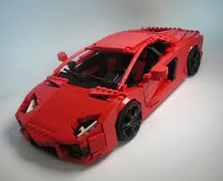 lego lamborghini car toro toro toro the lego car