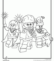 100 ideas lego harry potter colouring pages emergingartspdx