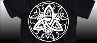 twisted kilter tees celtic tribal design the taranis t shirt