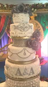 wedding cakes with bling indian bling wedding cake by keekjes nl