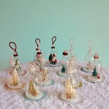 deck the s diy vintage looking bell jar ornaments