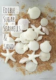 www edible edible sugar seashells lolachef