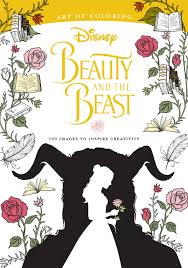 book review art coloring beauty beast