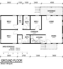 Simple Three Bedroom House Plan Emejing 3 Bedroom House Plans Gallery Rugoingmyway Us