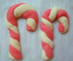 how to make candy cane cookies an easy decorated holiday cookie