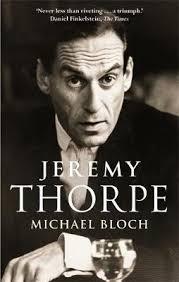 jeremy thorpe by michael bloch waterstones