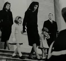 Caroline Kennedy S Children Where Were Jfk U0027s Children When He Was Assassinated Daily Mail