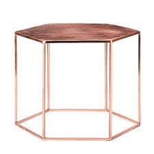 Copper Side Table 22 Stunning Copper Items You Need In Your House Tables House