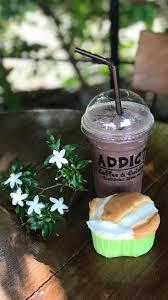 cuisine adict ว นน เป ดร านแล วนะคะ ย นด ต อนร บท กท addict coffee
