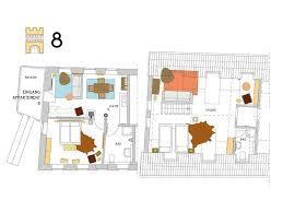 Maisonette Floor Plan Apartment Maisonettes Burggarten Appartements