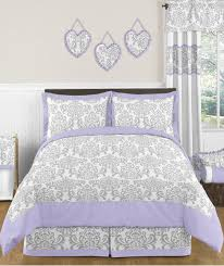 Purple And Gray Comforter Grey And Purple Comforter Sets Home Design Ideas