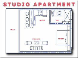Floor Plan Apartment Design Studio Apartment Floor Plans Evergreen Terrace Apartments
