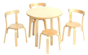 childrens wooden table and chairs target modern furniture child table and chairs chair set target