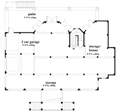 Octagonal House Plans by Southern Style House Plan 3 Beds 3 50 Baths 2756 Sq Ft Plan 930 18