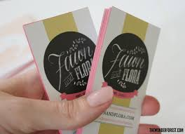 Makeup Business Cards Designs 81 Best Calling Cards Images On Pinterest Calling Cards