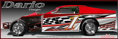 race car numbers dirt modified graphics modified race car wraps