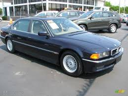 bmw orient blue metallic 1995 orient blue metallic bmw 7 series 740il sedan 49245279