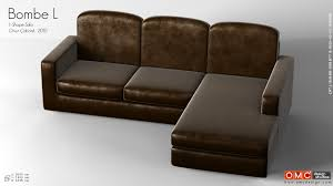 l shape sofa and furniture by omc