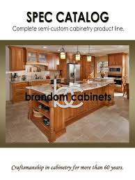 kitchen furniture catalog brandom cabinets catalog pdf plywood cabinetry