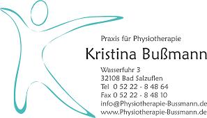 Post Bad Salzuflen Physiotherapie Bußmann Krankengymnastik In Bad Salzuflen