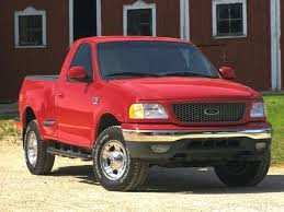 1999 ford truck 1999 ford f 150 overview cars com