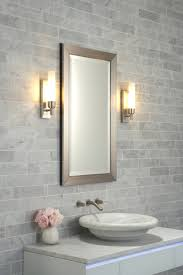 vanity lighting warm white led light strips are used as plinth