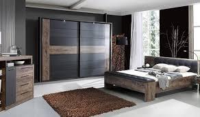 meuble de chambre design chambre adulte contemporaine chêne chêne noir bellevue http