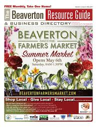 Beaverton Zip Code Map by Brg May 2017 By Beaverton Resource Guide Issuu
