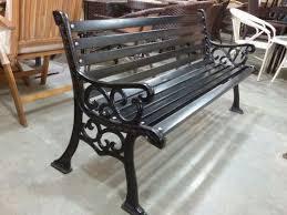 iron park benches garden bench manufacturer from mumbai
