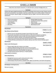 Bookkeeper Duties And Responsibilities Resume Bookkeeper Resume Examples Resume Examples And Free Resume