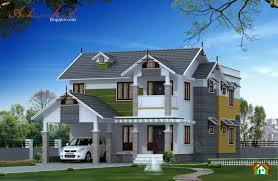 kerala home design 2000 sq ft square feet kerala home elevation architecture house plans 25799