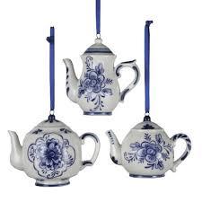 teacup ornaments