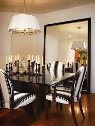 decorating ideas for dining room walls wall mirrors for dining room dining room wall of mirrors in oakmont