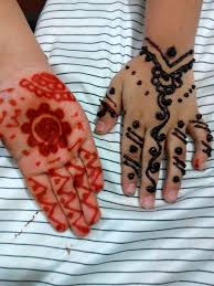 mehndi designs for kids 2014 simple and easy youtube