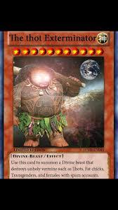 Exterminator Meme - e gone thot dankmemes