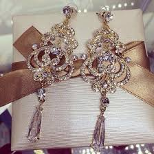 beautiful gold earrings images jewels silver gold beautiful earrings wheretoget