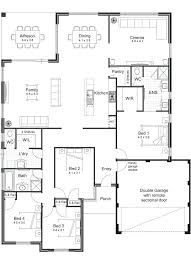 house plans open concept open concept cabin floor plans iamfiss