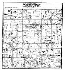 Washington County Maps by 1874 Plat Maps Keokuk County Of Iowa